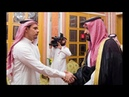 Saudi King Salman and Crown Prince MBS met two members of Khashoggi family