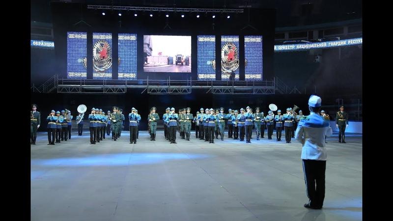 ОПО НГ РК Оркестр Казахстана зажигает в финале Международного фестиваля Әскери керней 2018