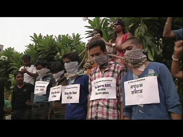 Индия четырех виновных в изнасиловании повесят