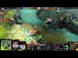 HyperX D2L Western Challenge - Fnatic vs Alliance game 2