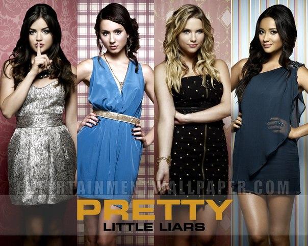 Милые обманщицы pretty little liars 3 сезон 2