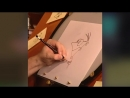 Как рисуют Финес и Ферб