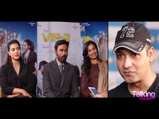 VIP2 Full Interview | Kajol | Dhanush | Soundarya Rajnikanth