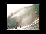 Нереально крутой серфинг. Экстрим на волне!