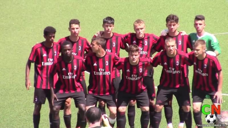 Playoff U17 - highlights - 1/4 - Roma-Milan (3-2)