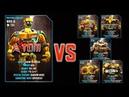 Real Steel WRB FINAL Atom Gold Series of fights GOLD NEW ROBOT Живая Сталь