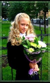 Алина Зимина, 18 июня 1993, Санкт-Петербург, id197316560