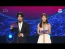 MLS 54th Baeksang Arts Awards рус озвучивание церемонии
