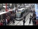 Tramway de Paris - Ligne T7 - Inauguration à Villejuif