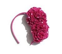 Ободок на голову. ежедневный журнал про вязание крючком * бесплатные схемы вязания уже 1507 штук * форум по вязанию.