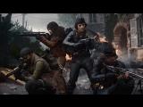 Call of Duty: WWII - DLC 3 United Front - эпизод «Крестный путь» режима «Зомби Рейха»