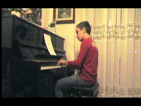 Come Sei Veramente - Giovanni Allevi (Costantino Carrara Piano)