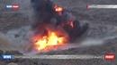 Уничтожение американской бронетехники хуситами попало на видео