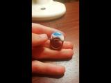 Женское кольцо, 17,5 размер можжевельник