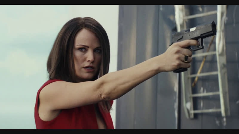 Malin Akerman as Claire Wyden Rampage