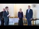 SILLAMAE ESN TV 24.02.2019 Ida Virumaa Omavalitsuste Liidu vastuvõtt NARVAS