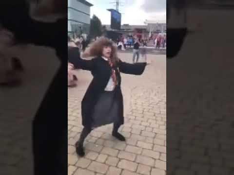 Танец от Гермионы