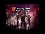 Killing Joke - Love Like Blood (TOTP 1985)