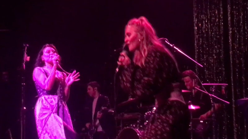 Potential Breakup Song LIVE Aly AJ 6 11 18 Gramercy Theatre NYC