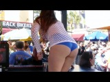 Daytona Bike Week 2013 - Body Paint, Bikini Contest, Serious Bikes & Mongols