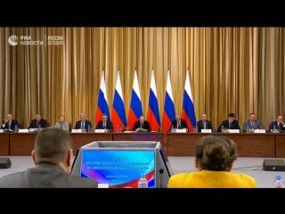 Заседание Совета по межнациональным отношениям в ХМАО
