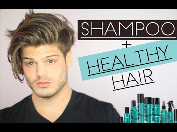 Healthy Hair Tips: Shampoo Conditioning Routine (for Men)