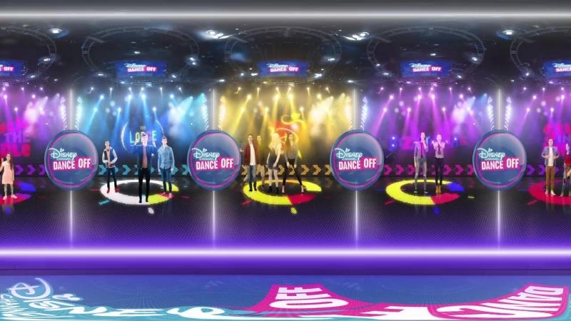 Disney Channel Dance Off💃 - 360 Video - Descendants 2 - The Lodge - Official Disney Channel UK