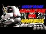 [SFM / FNaF]Like It Or Not - FNAF 6 SONG - Collab Part for 409Studios