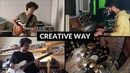 Tom Ibarra feat Igor Falecki Etibar Asadli Antoine Vidal-Creative Way composed by Tom Ibarra