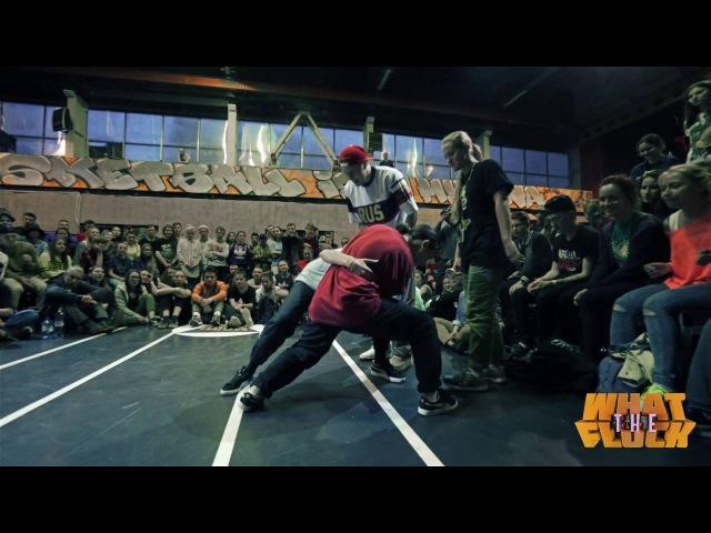 What The Flock vol.3   Hip-Hop 2x2 1/4 - Izabella Irina S.N.CH. vs Dam'en Puncha