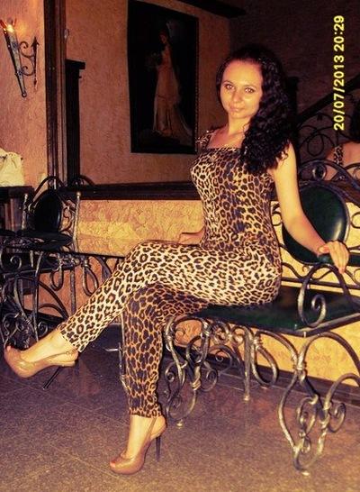 Оксана Реботунова, 30 декабря 1989, Москва, id217774754