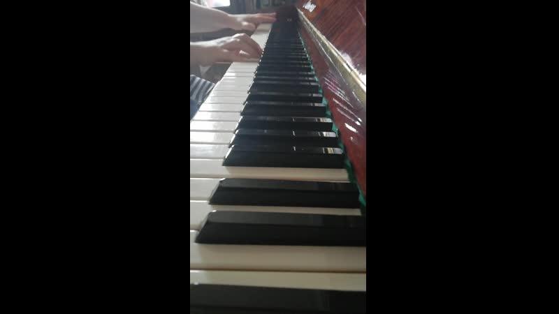 Заставка к сериалу утиные истории кавер рояль 1080 X 608