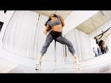 Masha Lu - Exotic pole dance