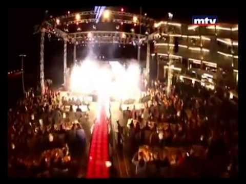 Nancy Ajram- Medley (Ma Tegi Hena, Yalla Men El Yawm) at BIAF 2015