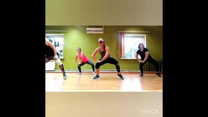 DanceFit in Ulan-Ude