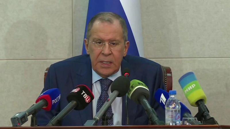 Сергей Лавров заявил что Москва ждет отТокио полного ибезоговорочного признания итогов Второй мировой войны Новости Первый канал