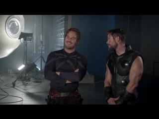 Marvel Studios Avengers- Infinity War -- Family Featurette