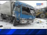 В Тенькинском районе в результате ДТП погибли два человека