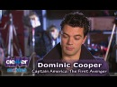 Dominic Cooper 'Captain America: The First Avenger' Interview