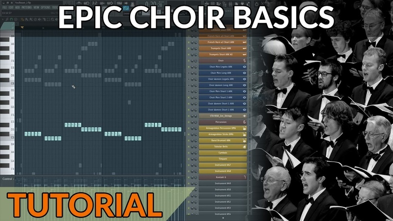 How To Write Orchestral Music - Epic Choir Basics Tips On Making It Stand Out More
