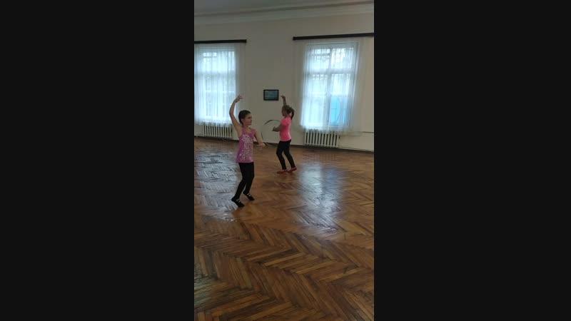 Сухум танцы дети
