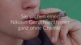 Nikotin Reiniger - ohne wenn und aber!!