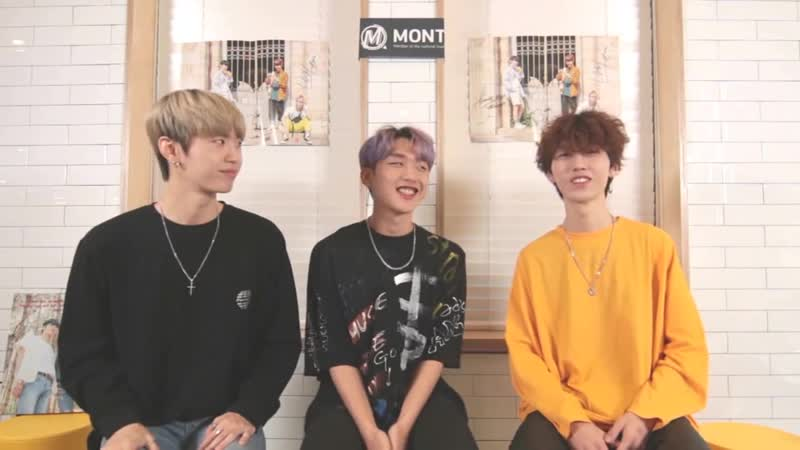 181103 Interview with MONT by deerzone (рус.саб)
