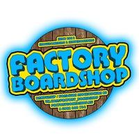 Логотип Factory Boardshop