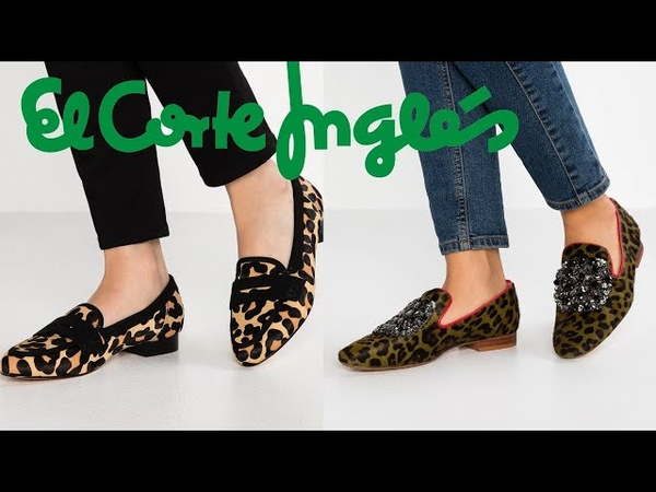 El Corte Inglés Calzado Novedades Mujer 2019   Zapatos Primavera Verano 2019 Nueva Colección