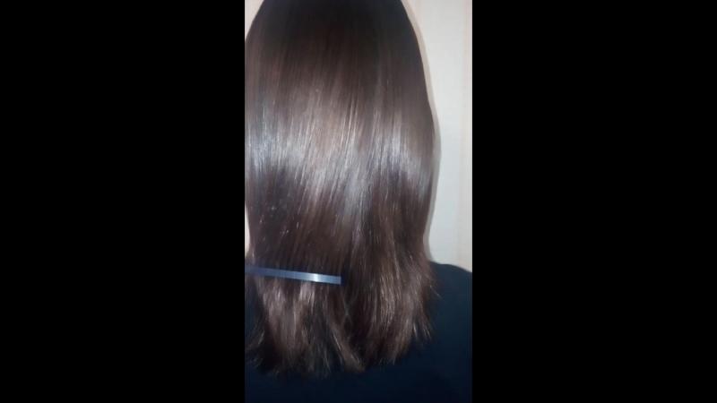 🌈Ботокс волос немного выпрямляет локоны но рассчитан для выпрямления лёгкой волны но задача ботокса в восстановлении волос а для
