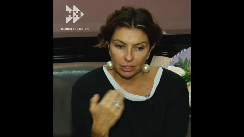 Основатель телеканала Дождь встретилась с алтайскими журналистами