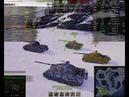 World of Tanks Взвод Т-44-100 (Р)