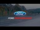 Vaughn Gittin Jr Drifts Nurburgring in Ford Raptor Ford Performance