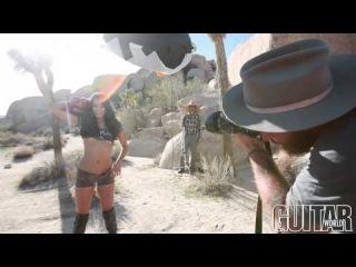 Playboy's for www.guitarworld.com